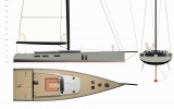 Shamlor Nacira 67 - Design Project - © SPRAY Yachting Management